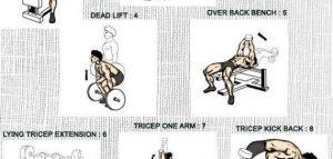 تمارين الجسم
